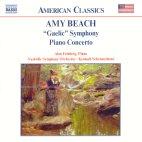 GAELIC SYMPHONY/ PIANO CONCERTO [AMERICAN CLASSICS]