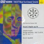 STRING QUARTETS OP.74 NOS.1-3/ AURYN QUARTET [DVD AUDIO]