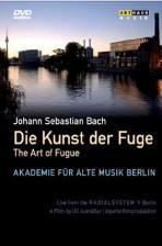 DIE KUNST DER FUGE/ AKADEMIE FUR ALTE MUSIK BERLIN [바흐 푸가의 기법 관현악버전]