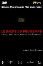 LE SACRE DU PRINTEMPS/ SIMON RATTLE [봄의 제전: 올리베르 헤르만 영화버전]