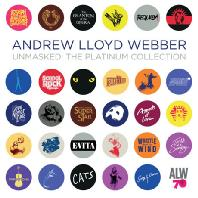 ANDREW LLOYD WEBBER - UNMASKED: THE PLATINUM COLLECTION [앤드류 로이드 웨버: 플래티넘 컬렉션]