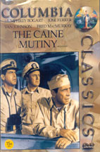 케인호의 반란 [THE CAINE MUTINY] DVD