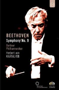 SYMPHONY NO.9/ HERBERT VON KARAJAN [베토벤: 교향곡 9번 <합창> - 카라얀 탄생 100주년 기념]