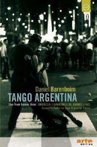 TANGO ARGENTINA/ <!HS>DANIEL<!HE> BARENBOIM [다니엘 바렌보임: 탱고 아르헨티나]