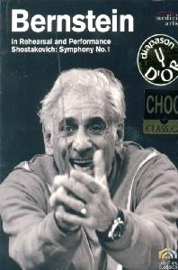 SYMPHONY NO.1 IN F MINOR/ LEONARD BERNSTEIN