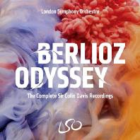 ODYSSEY: THE COMPLETE COLIN DAVIS RECORDINGS [6SACD+10CD] [콜린 데이비스: 베를리오즈 작품 연주집] [한정반]
