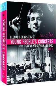 BERNSTEIN`S YOUNG PEOPLE`S CONCERTS VOL.1 [번스타인: 젊은이들의 콘서트 1집(17편 수록)] [한글자막]
