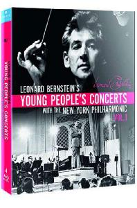 BERNSTEIN`S YOUNG PEOPLE`S CONCERTS VOL.1 [번스타인: 젊은이들의 콘서트 1집(17편 수록)] [한글자막]