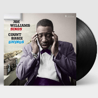 JOE WILLIAMS SINGS COUNT BASIE SWINGS + 2 [180G LP] [한정반]