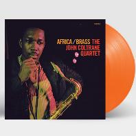 AFRICA/BRASS + 1 [180G ORANGE LP] [한정반]