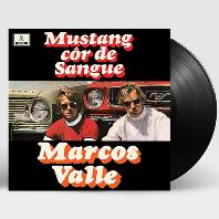 MUSTANG COR DE SANGUE [180G LP]