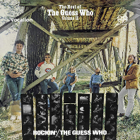 ROCKIN` & THE BEST OF THE GUESS WHO VOLUME 2 [SACD HYBRID]