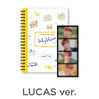 LUCAS_WAY VISION [코멘터리북+필름SET]