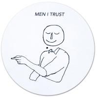MEN I TRUST [턴테이블 매트 클래식]