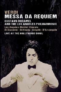 MESSA DA REQUIEM: LIVE AT THE HOLLYWOOD BOWL/ GUSTAVO DUDAMEL [베르디: 레퀴엠]