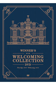 WELCOMING COLLECTION [GOOD BYE 2014 WELCOMING 2015] [2DVD+포토북]