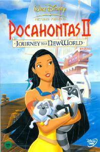 포카혼타스 2 [POCAHONTAS 2: JOURNEY TO A NEW WORLD]