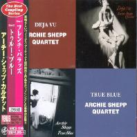ARCHIE SHEPP QUARTET - DEJA VU+TRUE BLUE [BEST COUPLING SERIES]