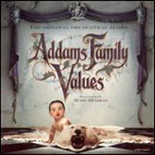 ADDAMS FAMILY VALUES (아담스 패밀리)
