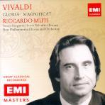 ANTONIO VIVALDI - GLORIA  MAGNIFCAT/ RICCARDO MUTI