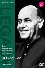 SYMPHONY NO.2 & ENIGMA VARIATIONS/ <!HS>GEORG<!HE> SOLTI
