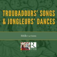 TROUBADOURS` SONGS & JONGLEURS` DANCES/ MILLENARIUM [RICERCAR IN ECO] [트루바두르 노래와 종글뢰르 춤곡]