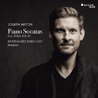 PIANO SONATA HOB XVI 6, 20 & 48/ KRISTIAN BEZUIDENHOUT  [하이든: 피아노 소나타 - 베주이덴호우트 ]