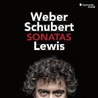 PIANO SONATA NO.2 OP.39 & PIANO SONATA D.575 OP. POSTH.147 - PAUL LEWIS [베버: 피아노 소나타 2번 & 슈베르트: 피아노 소나타 - 폴 루이스]