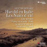 HAROLD EN ITALIE LES NUITS D`ETE/ FRANCOIS-XAVIER ROTH [베를리오즈: 이탈리아의 해롤드, 여름 밤 - 프랑스와 자비에 로트]