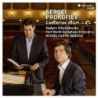 PIANO CONCERTOS NOS.1, 3 & 4/ VADYM KHOLODENKO [프로코피에프: 피아노 협주곡 - 바딤 홀로덴코]