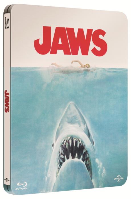 죠스: 한정스틸북 [Jaws] 미개봉, 절판