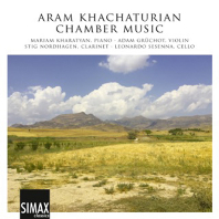 CHAMBER MUSIC/ MARIAM KHARATYAN [하차투리안: 칼의 춤, 아다지오, 삼중주, 바이올린 소나타]