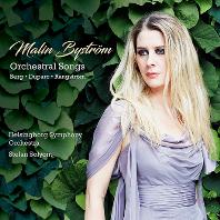 ORCHESTRAL SONGS/ MALIN BYSTROM [베르크, 뒤파르크, 랑스트룀: 관현악 가곡 - 말린 뷔스트룀]