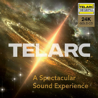 TELARC: A SPECTACULAR SOUND EXPERIENCE [24KARAT GOLD] [텔락 스펙타큘라 사운드]