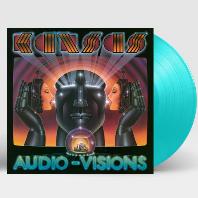 AUDIO-VISIONS [180G TURQUOISE LP] [한정반]