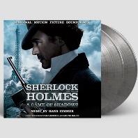 SHERLOCK HOLMES: A GAME OF SHADOWS [셜록 홈즈: 그림자 게임] [SILVER & BLACK MARBLED] [180G LP] [한정반]