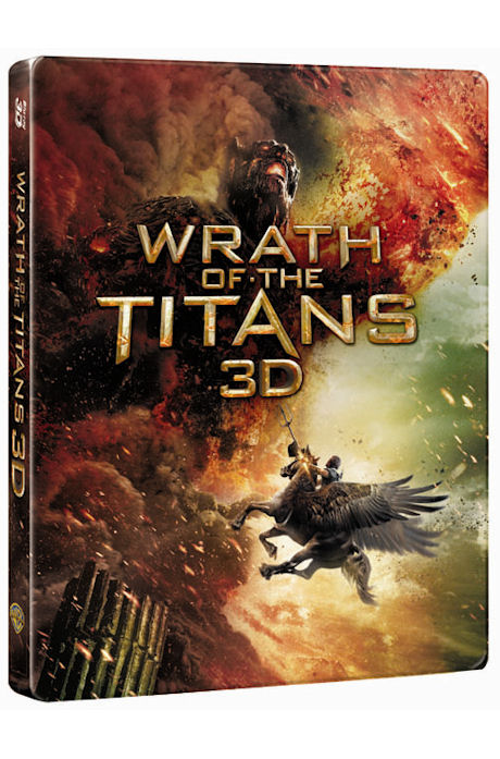  : 2D+3D [ ] [WRATH OF THE TITANS]