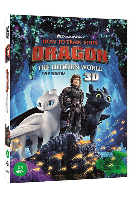 [3D블루레이 파격가] 드래곤 길들이기 3 [3D+2D] [오링케이스] [HOW TO TRAIN YOUR DRAGON: THE HIDDEN WORLD]