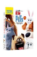 [3D블루레이 파격가] 마이펫의 이중생활 3D+2D [오링케이스 한정판] [THE SECRET LIFE OF PETS]
