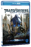 [3D블루레이 파격가] 트랜스포머 3 [3D+2D] [TRANSFORMERS: DARK OF THE MOON]