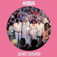 "SUPER TROUPER [7"" PICTURE LP]"
