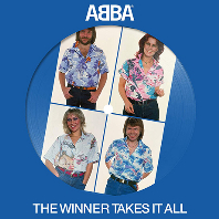 """THE WINNER TAKES IT ALL [7"""" PICTURE LP]"""
