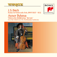 6 Cello Suites/ Anner Bylsma