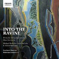 INTO THE RAVINE/ CARDUCCI QUARTET, NICHOLAS DANIEL