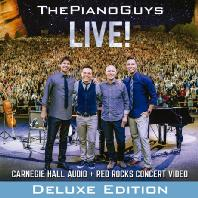 PIANO GUYS - LIVE! [CD+DVD] [DELUXE EDITION]