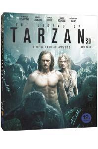 레전드 오브 타잔 3D+2D [오링케이스 한정판] [THE LEGEND OF TARZAN]