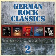 GERMAN ROCK CLASSICS: ORIGINAL ALBUM SERIES VOL.2 [DELUXE EDITION]