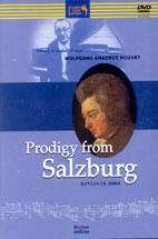 PRODIGY FROM SALZBURG/ <!HS>ALFRED<!HE> BRENDEL [잘츠부르크의 신동]