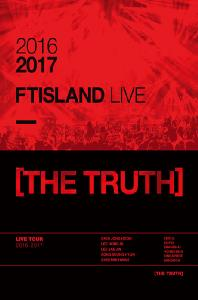THE TRUTH: 2016-2017 LIVE TOUR [2DVD+포토북]