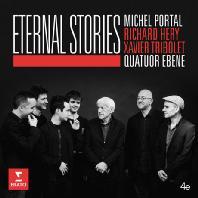 ETERNAL STORIES/ QUATUOR EBENE, MICHEL PORTAL [에베네 사중주단 & 미셸 포탈: 재즈와 탱고 작품]